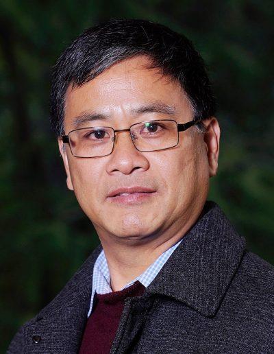 Dr Binzhong Zhou